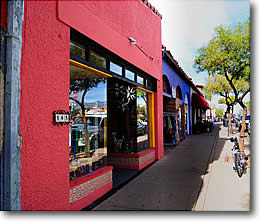 tucson fourth avenue shops