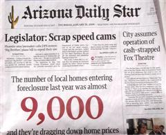 97.84 of Homes in Pima County NOT in Foreclosure
