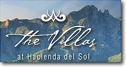 villas at hacienda del sol logo