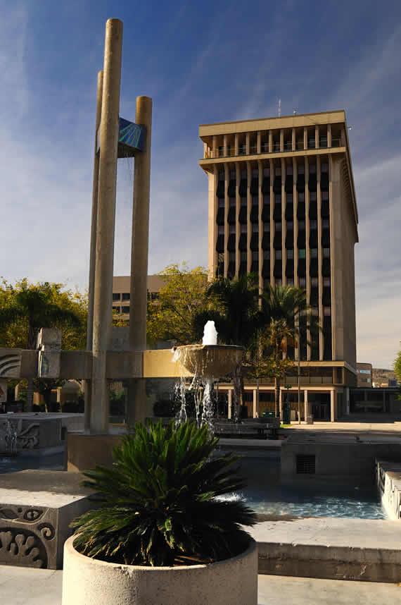 El Presidio Plaza Park Tucson