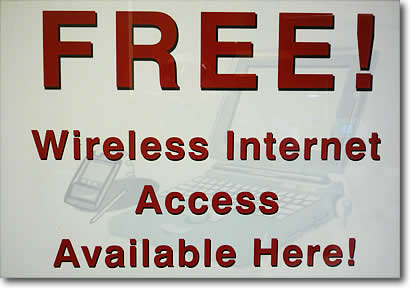 Free WIFI in Iowa Rest Areas