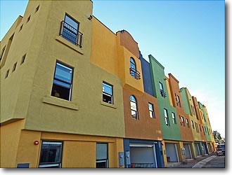 Exterior Tucson River Walk Luxury Townhomes