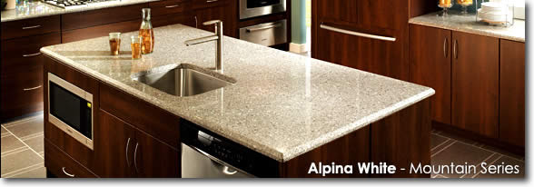 Silestone Kitchen Counter