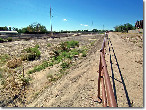 Tucson River Front Property