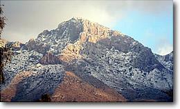 Tucson Catalina Mountains Snow