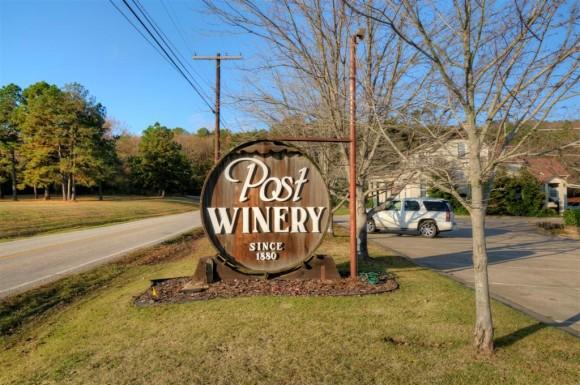 A wonderful winery