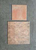 Two floor tile