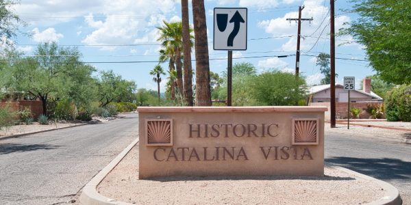 Historic Catalina Vista Neighborhood
